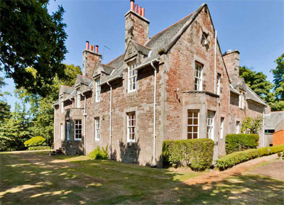 Edwardian Mansion Near Edinburgh For Sale Country Life