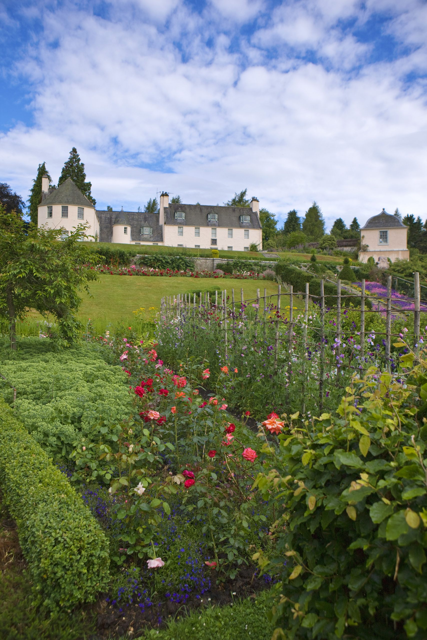 Birkhall The Home Of The Prince Of Wales On The Balmoral Estate Aberdeenshire Country Life