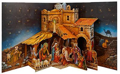 Top 10 Christmas Advent Calendars Country Life