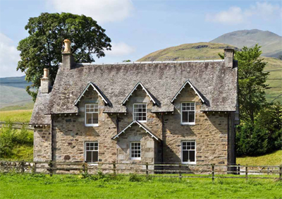 5 Of The Best Houses For Sale In Scotland Country Life