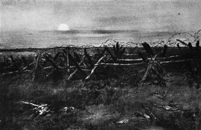 The War in the Trenches - Country Life