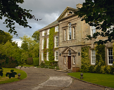 Parbold Hall Lancashire Country Life
