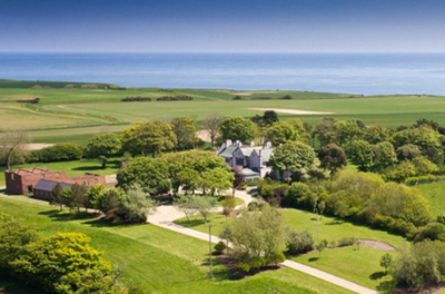 Yorkshire Manor House By The Sea Country Life