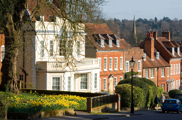 Swell The Best Places To Live Near London Surrey Largest Home Design Picture Inspirations Pitcheantrous