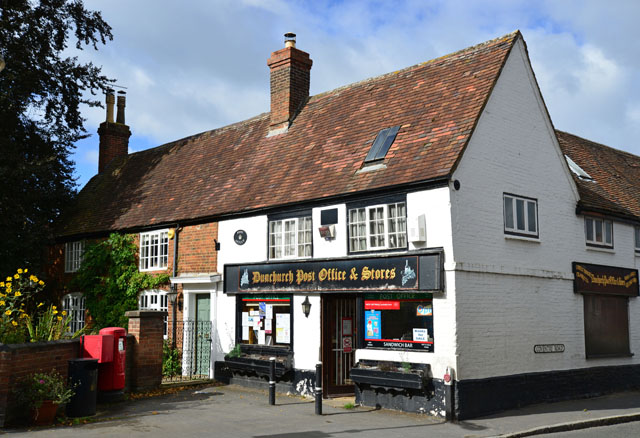 Dunchurch Post Office and stores
