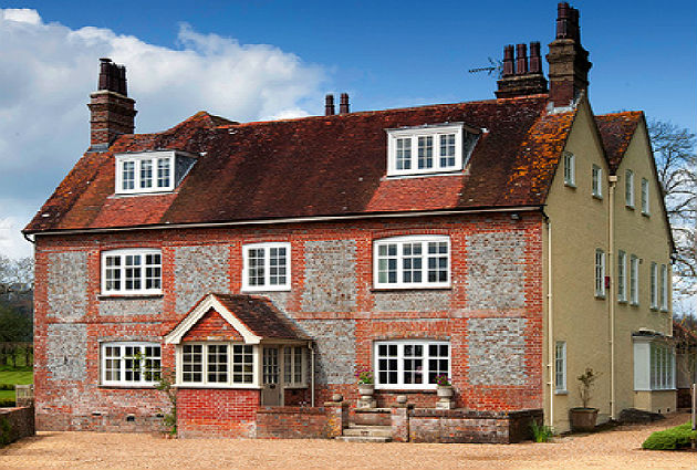 Dream country houses in West Sussex