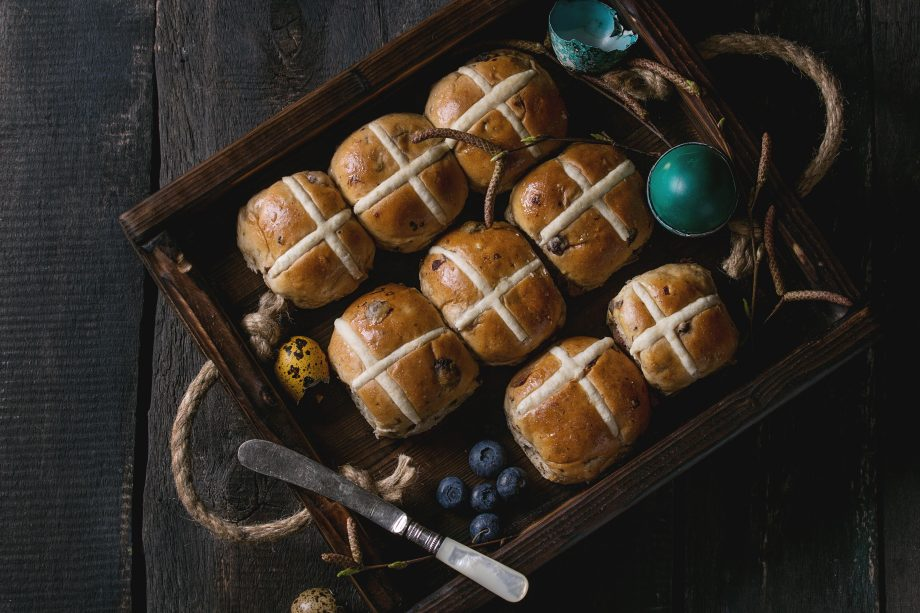 Curious Questions: Why do we eat hot cross buns at Easter
