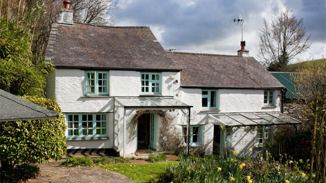 300 Year Old Cottage In Cornwall Country Life