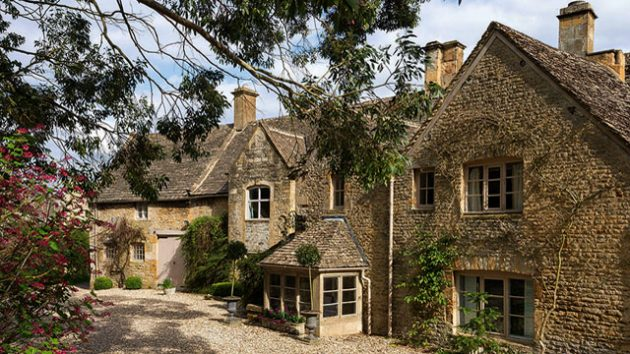 classic cotswolds stone house country life
