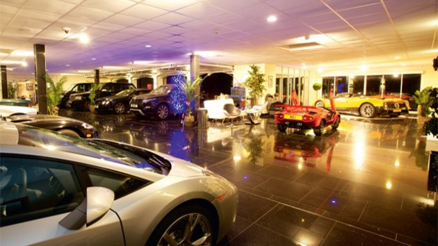 Personal Showroom Garage : The showroom garage comes of age country life