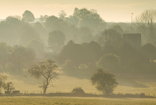Hampshire's country houses