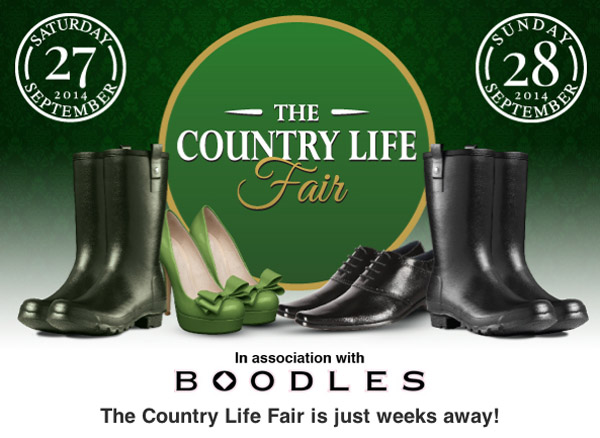 The Country Life Fair with Boodles