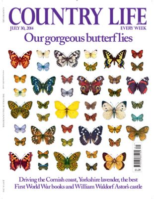Country Life Magazine july 30 2014