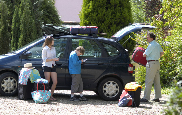 surviving the family holiday