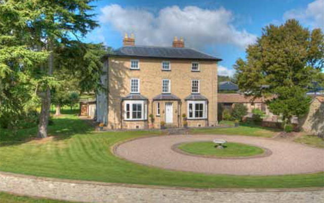 hansdome shropshire country house for sale