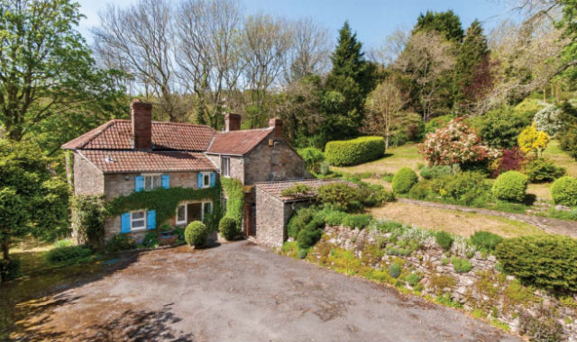 somerset country house for sale