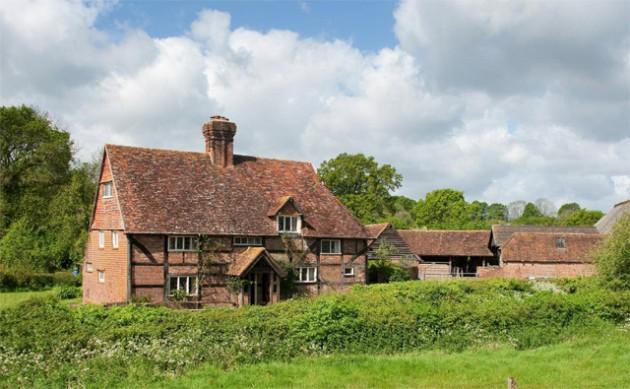 west sussex property farmhouse for sale