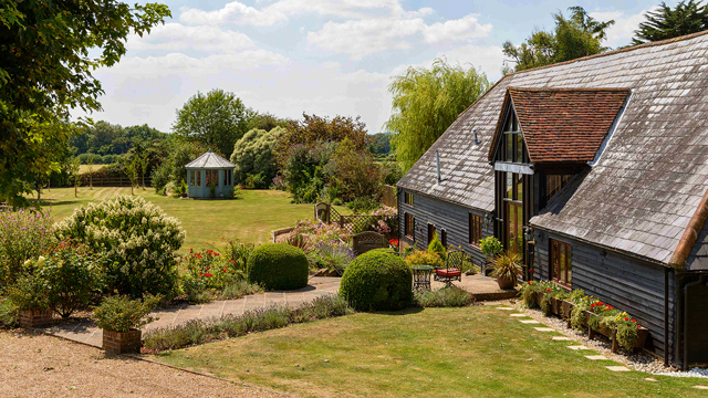 South Downs weekend homes for sale