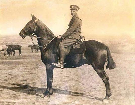 battlefields horse ride