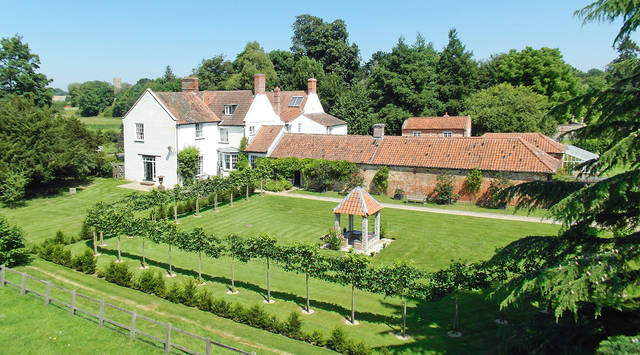 Norfolk country house for sale