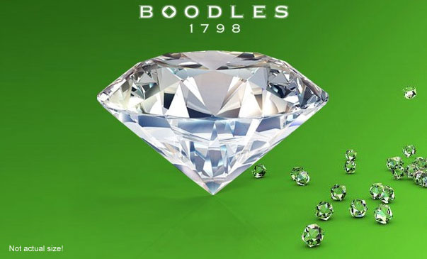 Boodles diamond Country Life