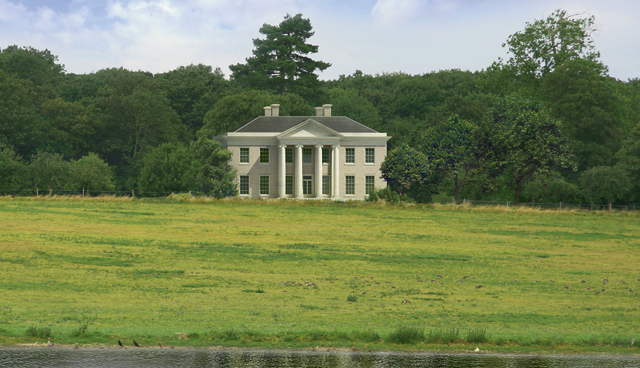 Build your own country house