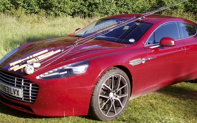Aston Marin Rapide S