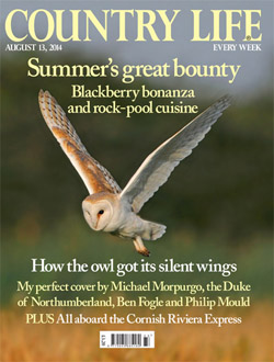 Country Life Cover August 13 2014