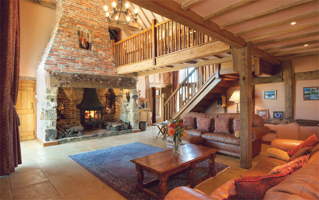 East Sussex Barn Conversion For Sale