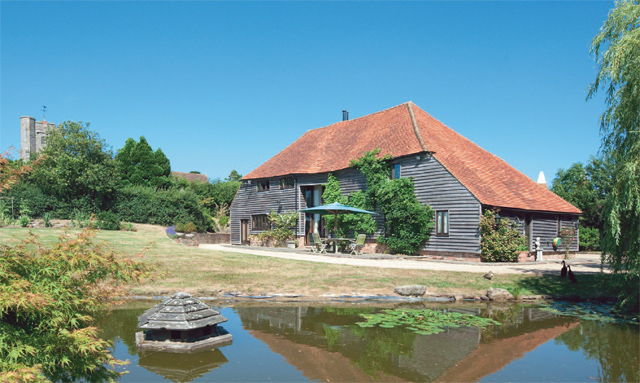 barn conversion in east sussex for sale