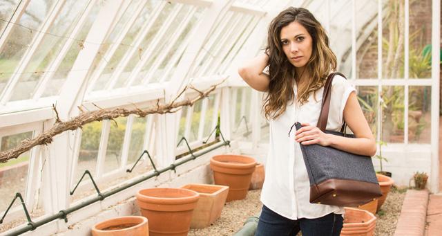 emma cornes tweed bags large