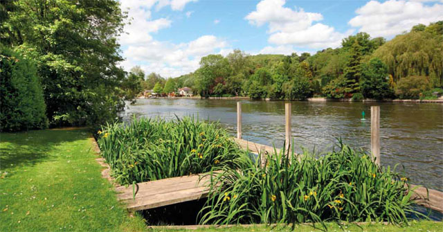 Henley riverside property for sale