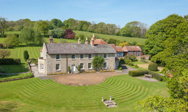 Isle of Wight country house for sale