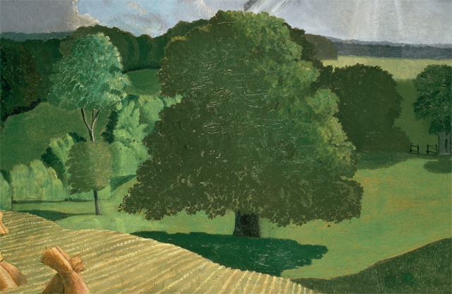 Exhibition: John and Paul Nash