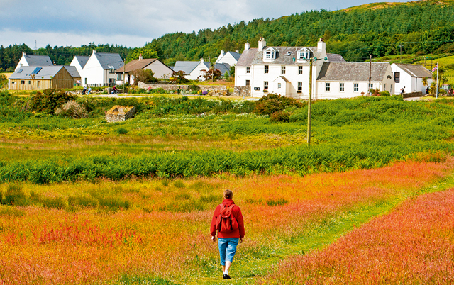 Land Reform in Scotland and community buy outs