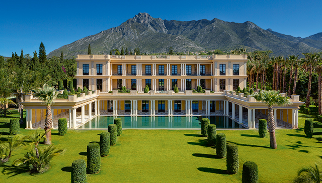 Europe 39 s most expensive real estate for European mansions for sale
