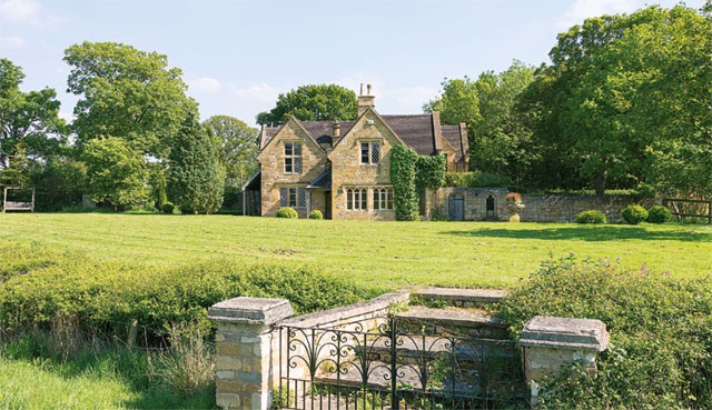 country house in the cotswolds for sale