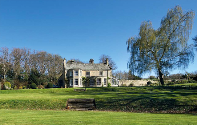 Brunton house, Northumberland for sale