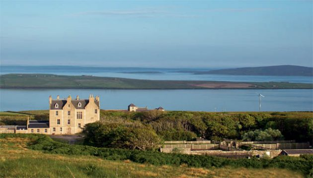 orkney country estate for sale