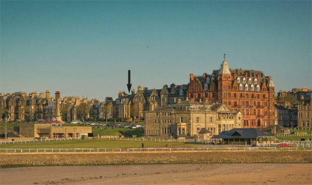 St andrews properties for sale