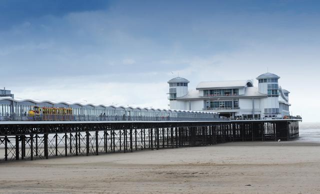 The Grand Pier at Weston Super Mare
