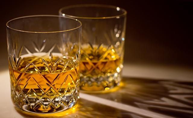 Luxury whisky