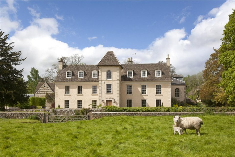 Horsley court: cotswolds country houses for sale