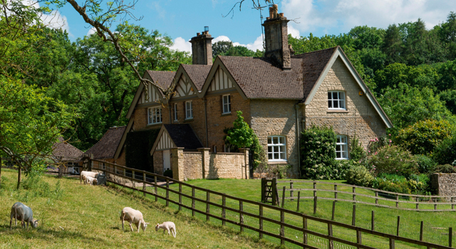 cotswolds country house for sale