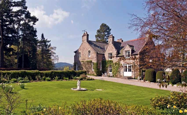 ballater country house for sale