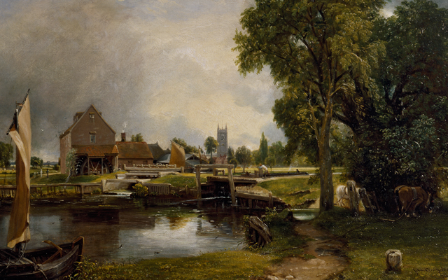 Constable at the V&A 1