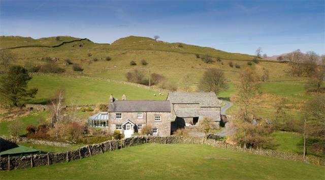 Lake District farmhouse for sale