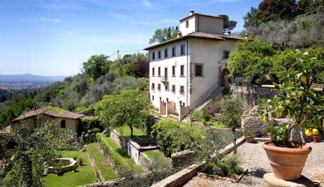 Florentine villa for sale