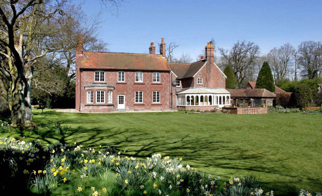 hampshire country house for sale