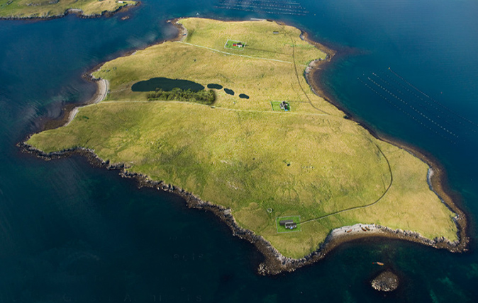 Remote Scottish Islands Property For Sale